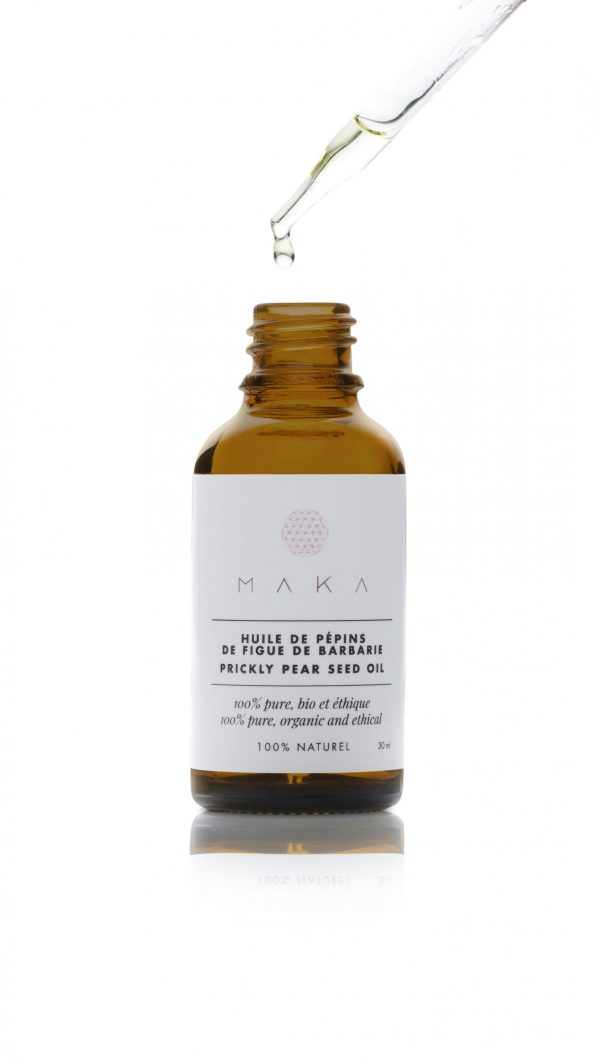 Prickly pear seeds oil- 30ml